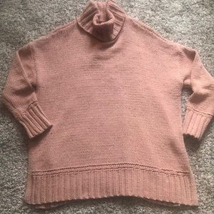 Aerie oversized chenille sweater M